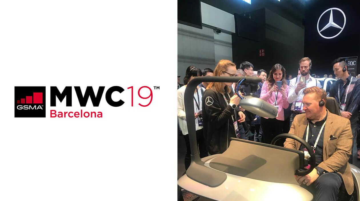 ContinUse Biometrics exhibiting @MWC19.